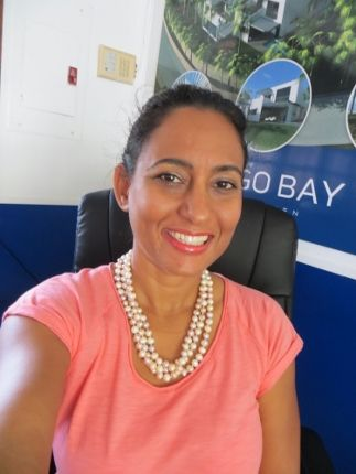 Introducing..... Alicia Ally of Coldwell Banker Real Estate St. Maarten  I am Guyanese. I have been living on this beautiful multi - cultural island of St Maarten for the past 10 years. I have over 18 years' experience working in the Financial industry which includes insurance, banking and accounting. I have extensive studies from the UK in accounting and business. I am enjoying the new challenge of the Caribbean real estate market.