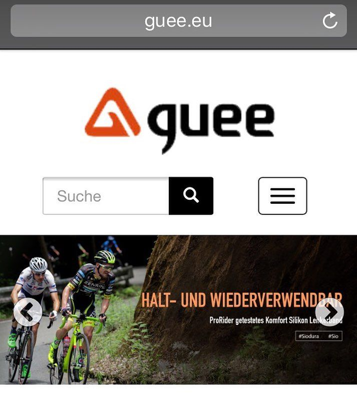 For German-speaking users a hassle free and quick route to get GUEE. Excellent customer service by call/email/live chat and quick delivery! #guee #europe #german #hasselfree  http://www.guee.eu/ #cycling #outdoors #biking #bike #cycle #bicycle #instagram #fun