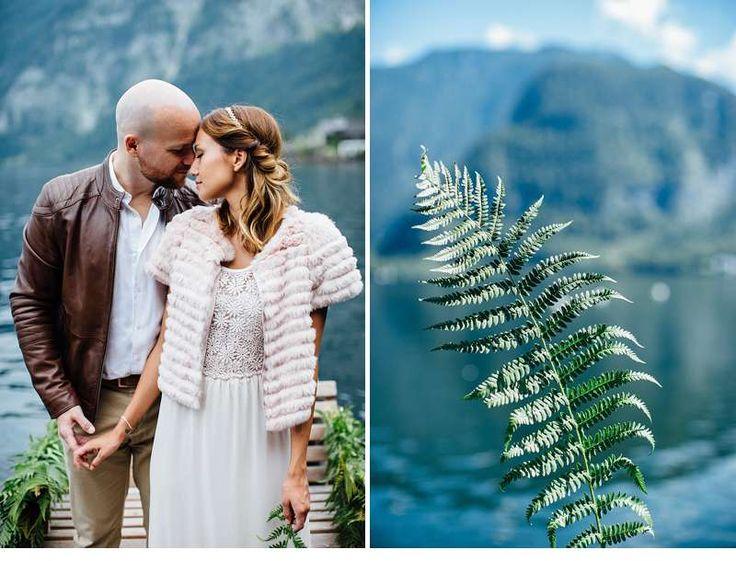 Dani und Armin - Verlobungsshooting in Hallstatt von Carolin Anne Fotografie - Hochzeitsguide