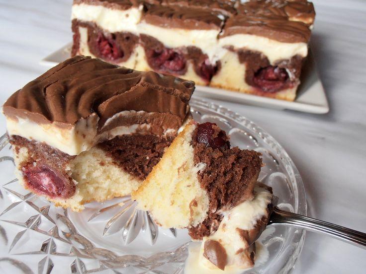 Krémes cseresznyés süti – mennyei édesség, remek választás ünnepi alkalmakra is!