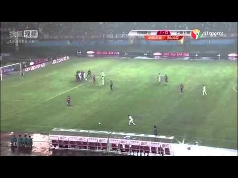 Watch Asamoah Gyan's stunning goal for Shanghai SIPG - http://www.ghanatoghana.com/watch-asamoah-gyans-stunning-goal-for-shanghai-sipg/