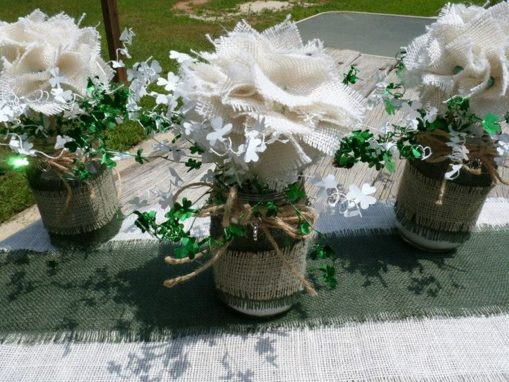 172 best celtic medieval renaissance wedding images on pinterest decorating mason jars with burlap junglespirit Choice Image