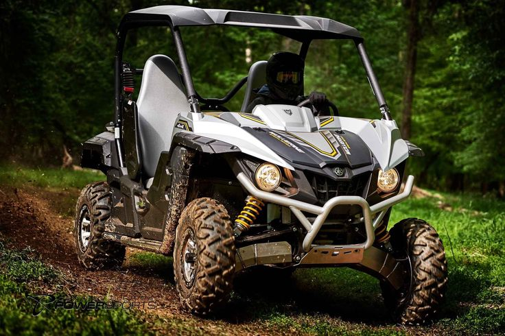 New 2017 Yamaha Wolverine R-Spec EPS Special Edition ATVs For Sale in Florida. 2017 Yamaha Wolverine R-Spec EPS Special Edition, Added features and an aggressive color scheme solidify the Wolverine R Spec EPS SE as the ultimate recreational Side by Side. Supreme Off-Road Capability Fully-Adjustable Suspension Roomy, Comfortable Cabin High-Torque 700-Class Engine Yamaha s Exclusive On-Command® 4WD Special Edition Features Come to Central Florida PowerSports, your favorite New and Used Yamaha…
