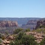 Navajo National Monument, AZ brochure: main site, but not too accessible in winter?? Self navagated short hikes