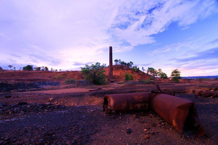 Chillagoe Smelter, Tropical North Queensland