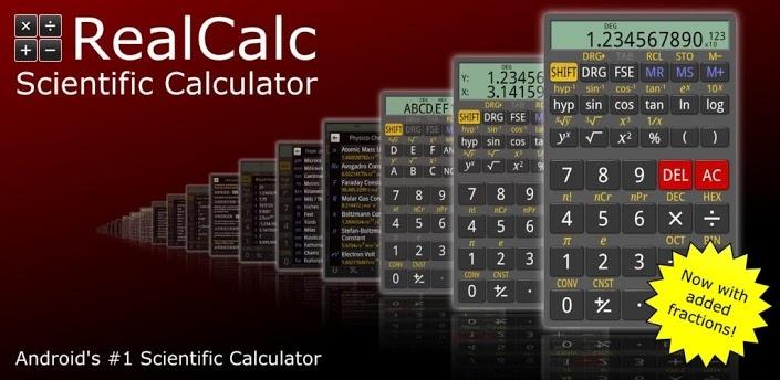 Calculadora Científica RealCalc