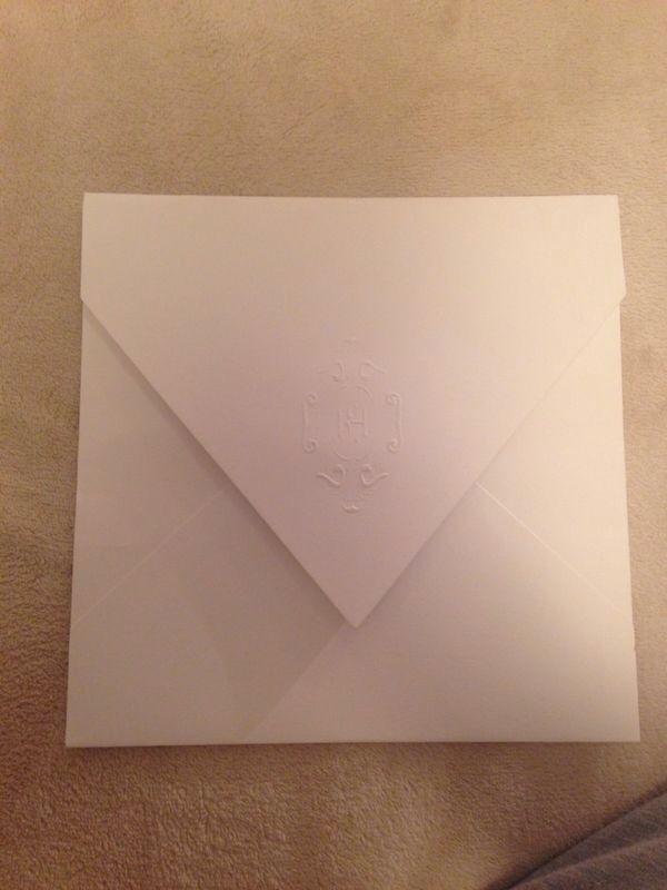 Modelo envelope fechado