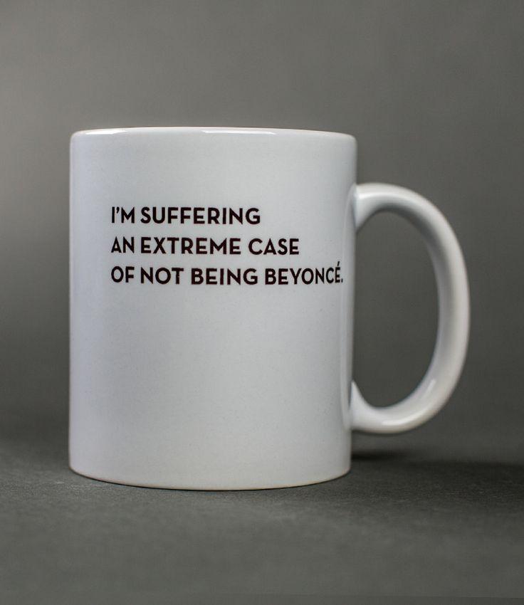 Not Beyonce Mug