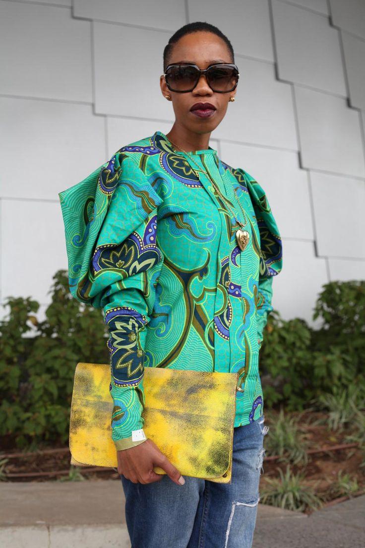 Stuurman Style Diary by Trevor Stuurman - South African Fashion.