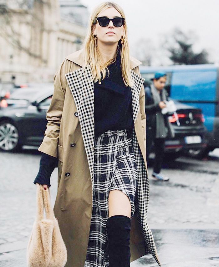 Fashion girls are showing us how to style cute raincoats. Shop their looks - https://www.luxury.guugles.com/fashion-girls-are-showing-us-how-to-style-cute-raincoats-shop-their-looks-19/