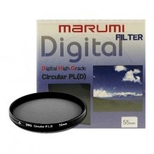 Use the Marumi CP Filter above water to reduce reflections from water surfaces such as rivers or lakes and glare from snow. This filter is custom modified by SRP to limit vignetting.           A circular polarizer assembled in an ultra thin frame.  No thread on front side. The screw type models of lens-hood and lens-cap are not to be attached.  Avaliable at www.aquaprohd.ca
