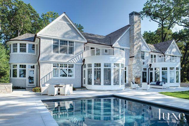 Decor – Pools :     North Shore Family Escapes To Michigan Retreat   LUXE Source    -Read More –   - #Pool https://decorobject.com/outdoor/pool/decor-pools-north-shore-family-escapes-to-michigan-retreat-luxe-source/