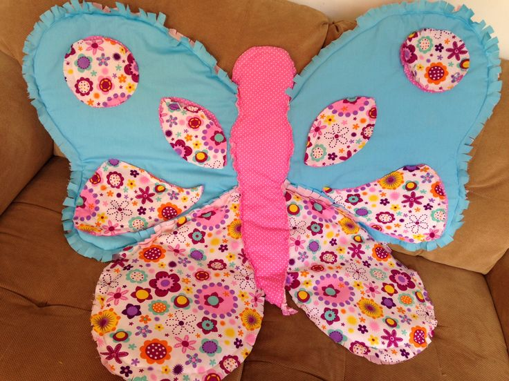 Colcha Mariposa / butterfly quilt