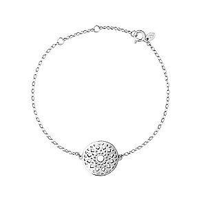 Links of London Timeless Silver Single Station Bracelet