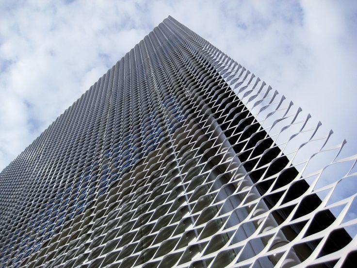 Expanded Metal Manhattan Marianitech Facades