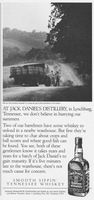 Jack Daniel's Lynchburg Lemonade 1987 Ad Picture