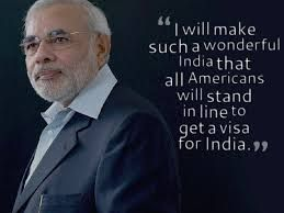 true love for country. narendra modi quote