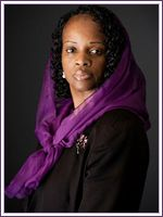 Mildred Muhammad author of SCARED SILENT- her story as the ex-wife of the DC Sniper and how she is now helping others who are victims of domestic viiolence