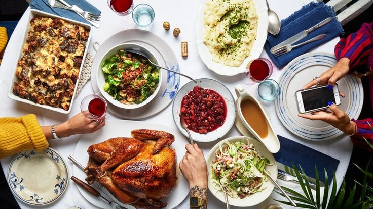 How to Pull Off a 36-Hour Thanksgiving Dinner | Bon Appetit