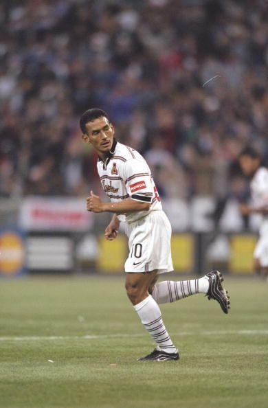 El Salvador: Raul Diaz Arce-39 goals.