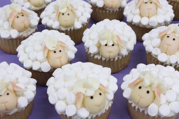 Cupcakes de Petit Cake Medellín