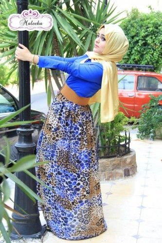New printed collection by Maleeka | Just Trendy Girls