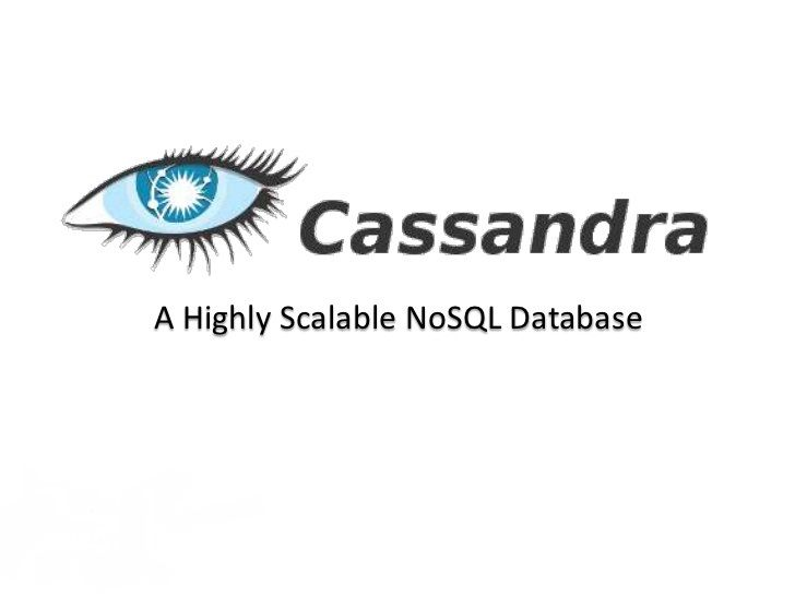 #ApacheCassandra is a high-performance and #highly #scalable dispersed #databasemanagement system that can provide as both an #operational data storage for #online, and as a read thorough #database for #businessintelligencesystems