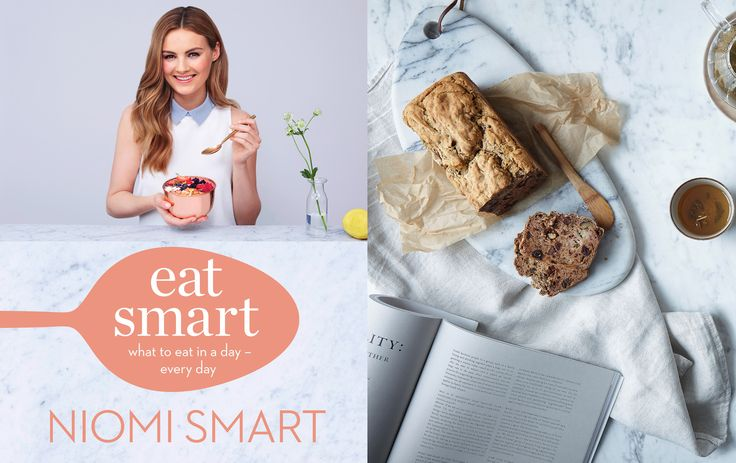 We are obsessed with this scrummy date, walnut and banana loaf recipe from Niomi…
