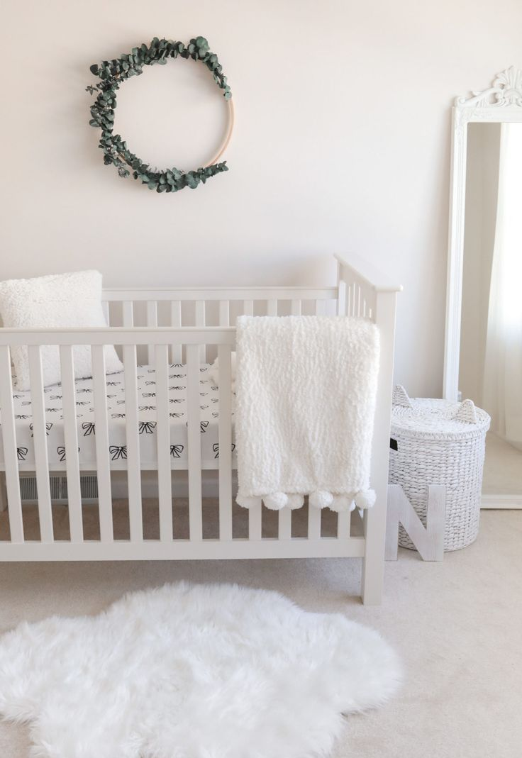 Baby Crib For Petite Moms Pottery Barn Kendall Low Crib
