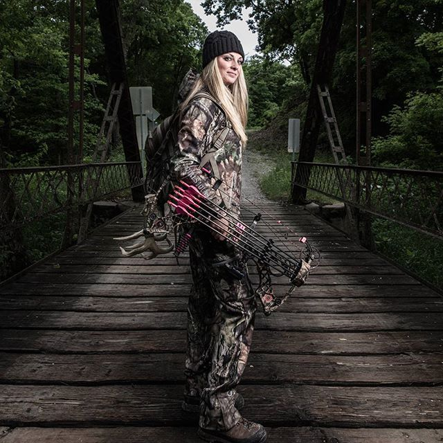 Whitney Fouts is one of the top Whitetail Guides in the country at Wicked Outfitters, and she trusts Girls With Guns Clothing for all of her hunting needs.  The Women's Hunting Gear line features everything from lightweight to midweight to rain gear.