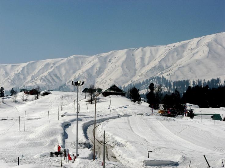 Gulmarg Village