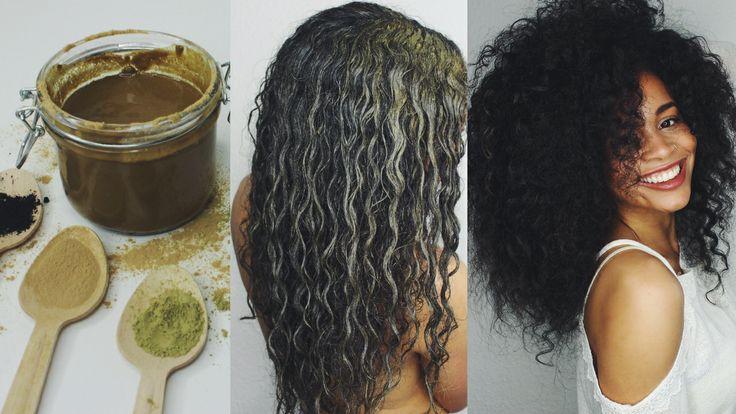 Afrolocken reinigen