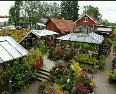 Klockaregårdens Trädgårdsbutik