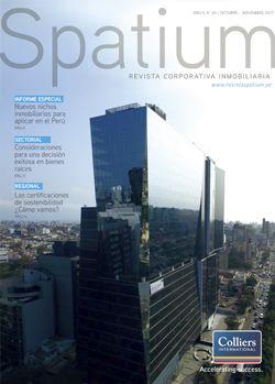 Revista inmobiliaria Spatium | Peru | Colliers International