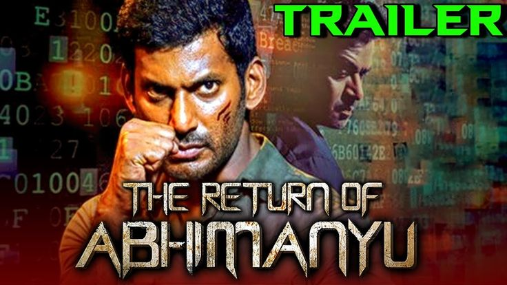 The Return of Abhimanyu (Irumbu Thirai) 2019 Official
