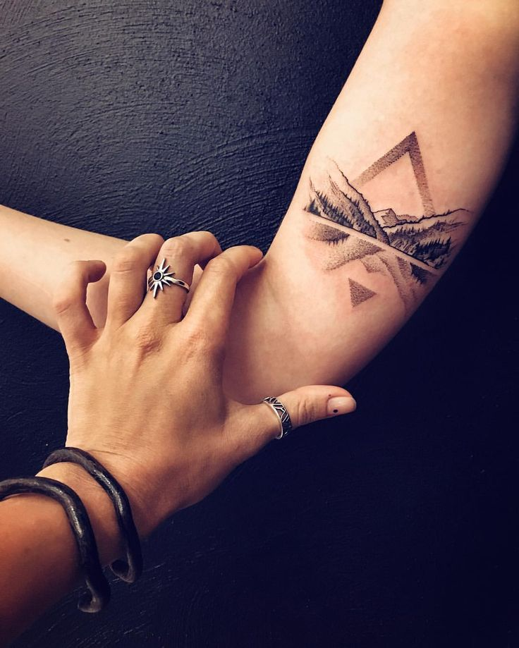 25 best ideas about lake tattoo on pinterest side piece for Back of wrist tattoo