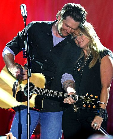 Blake Shelton and Miranda Lambert's Love Story: Sweet Songbirds