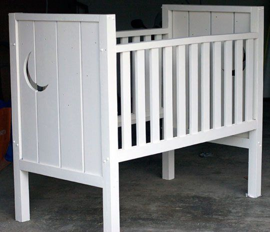 How to Build a Crib in Just One Weekend