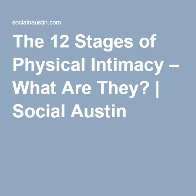 The 25 best physical intimacy ideas on pinterest intimate the 12 stages of physical intimacy what are they social austin wedding planningwedding ideasphysical junglespirit Images