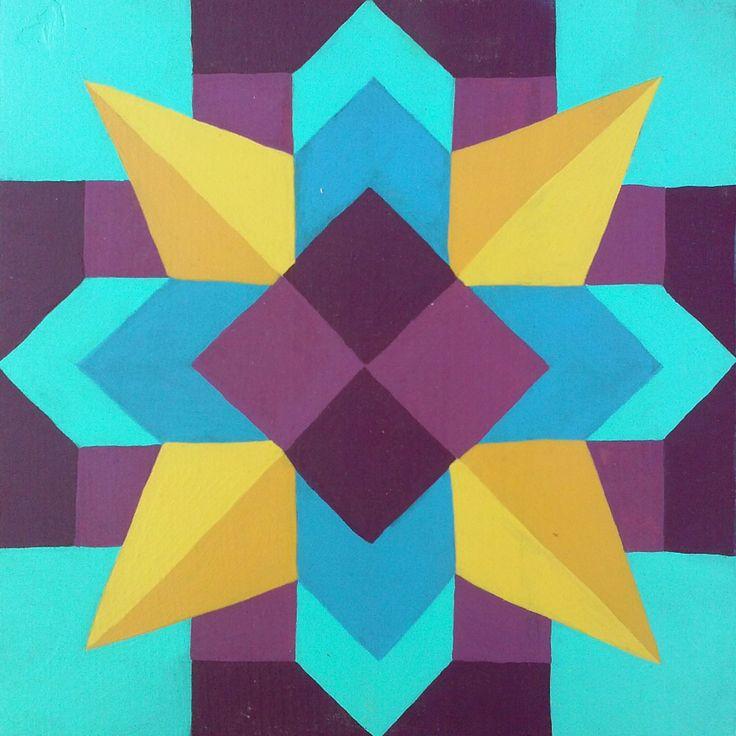 1674 Best Barn Quilts Images On Pinterest Quilt Blocks