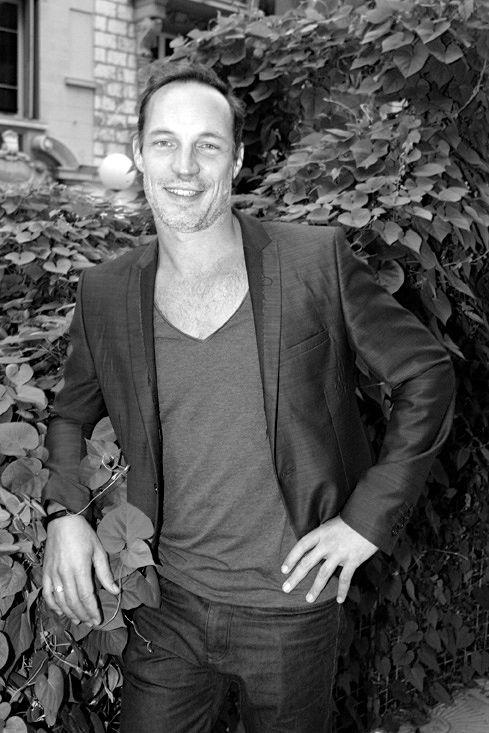 Grégory Questel comédien dans la série Plus Belle la Vie, sur Hommedeco.fr