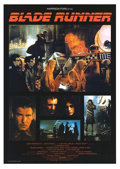 blade runner poster - Pesquisa Google