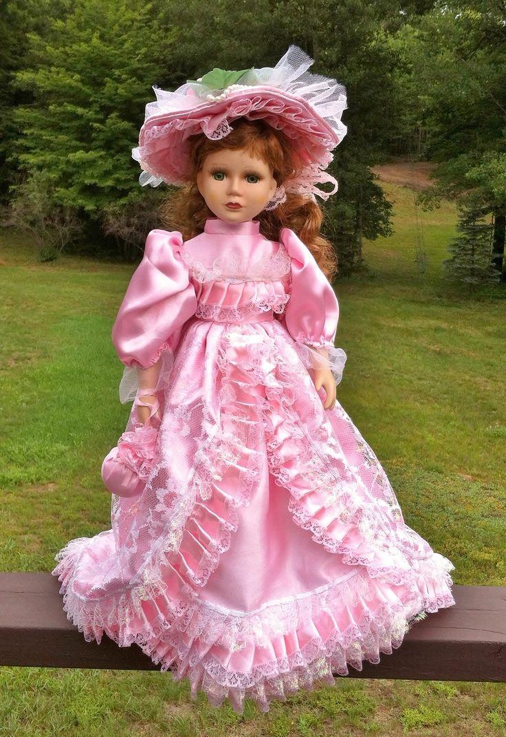 1000 Images About Porcelain Dolls On Pinterest Tea