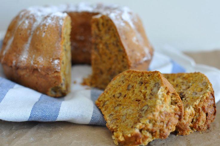 Havuçlu Kek / Carrot Cake