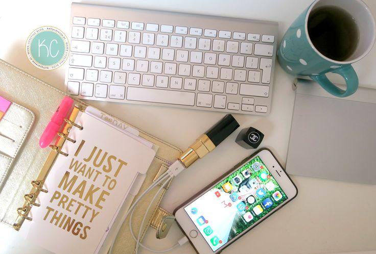 How to: Productieve thuiswerkdag: Heb je een eigen bedrijf of business? Wil je efficiënt een werkdag invullen en plannen maken? Dit zijn de tips die jou gaan helpen binnen je werk!