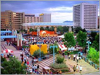 Downtown Albuquerque fun