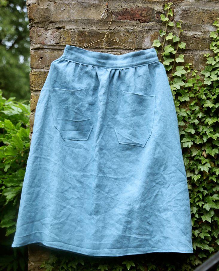 463 besten Free Skirt Patterns Bilder auf Pinterest | Bleistiftrock ...