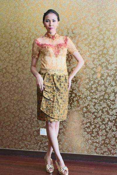 kebaya dress butikangel.com