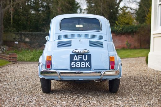 1972 Fiat 500L - Silverstone Auctions