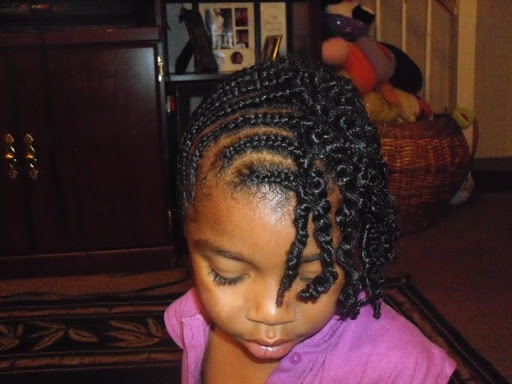 19 Best Images About Pretty Little Girl Hairstyles On